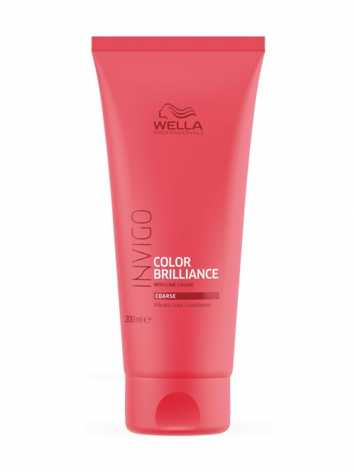 Wella - Invigo Color Brilliance Vibrant Color Conditioner Coarse