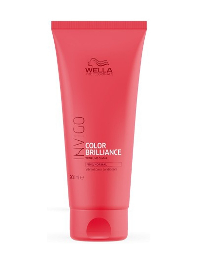 Wella - Invigo Color Brilliance Vibrant Color Conditioner Fine/Normal
