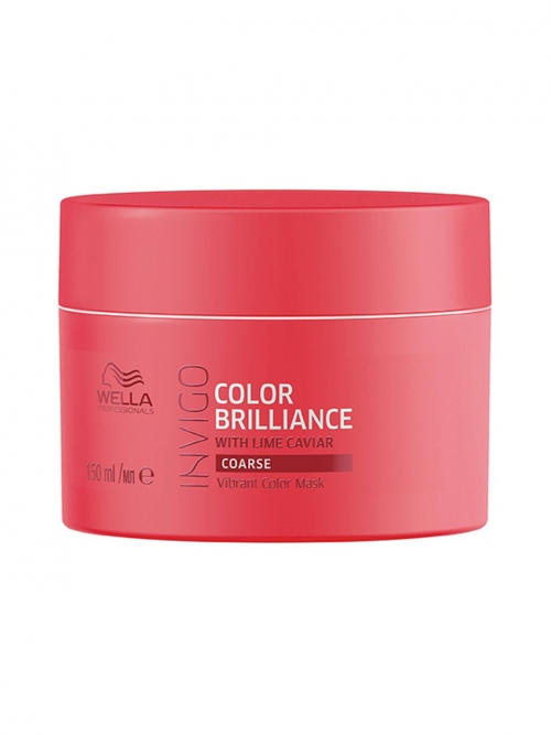 Wella - Invigo Color Brilliance Vibrant Color Mask Coarse