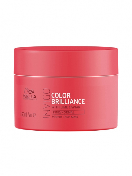 Wella - Invigo Color Brilliance Vibrant Color Mask Fine/Normal