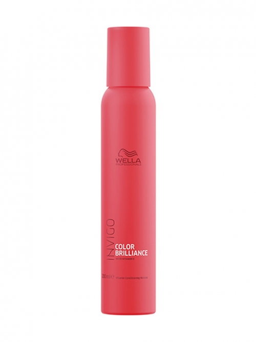 Wella - Invigo Color Brilliance Vitamin Conditioning Mousse 200 ml