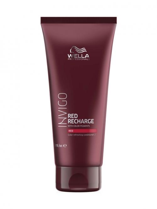 Wella - Invigo Color Recharge Color Refreshing Conditioner Red 200 ml