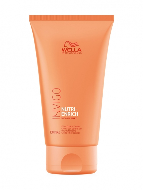 Wella - Invigo Nutri-Enrich Frizz Control Cream 150 ml