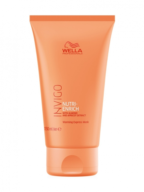 Wella - Invigo Nutri-Enrich Warming Express Mask 150 ml