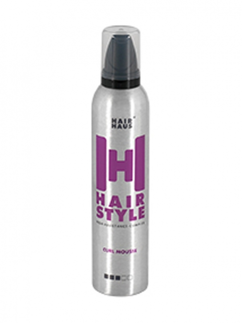 Hair Haus - HairStyle Curl Mousse 300 ml