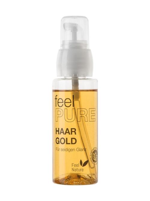 Feel Nature - Haargold Pflege-Haaröl 50 ml