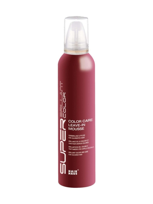Super Brillant Care – Color Care Leave-In Mousse 250 ml