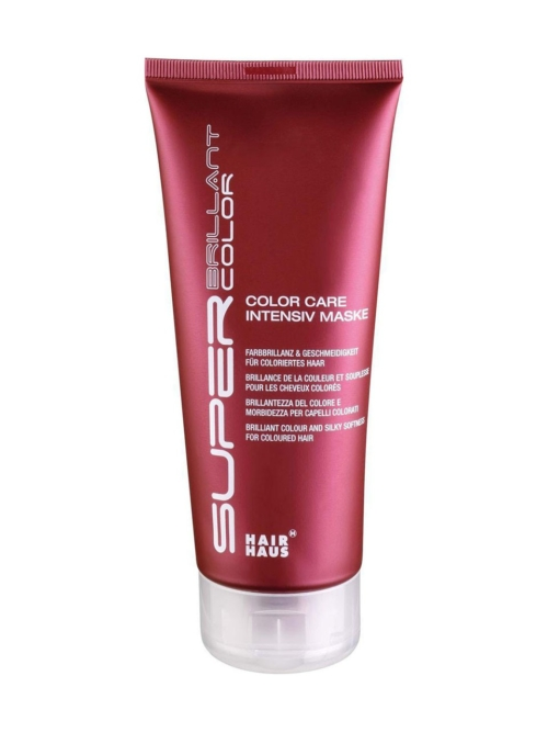 Super Brillant Care – Color Care Maske