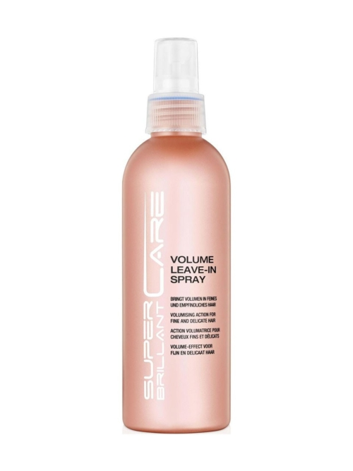 Super Brillant Care - Volume Leave-In Spray 200 ml