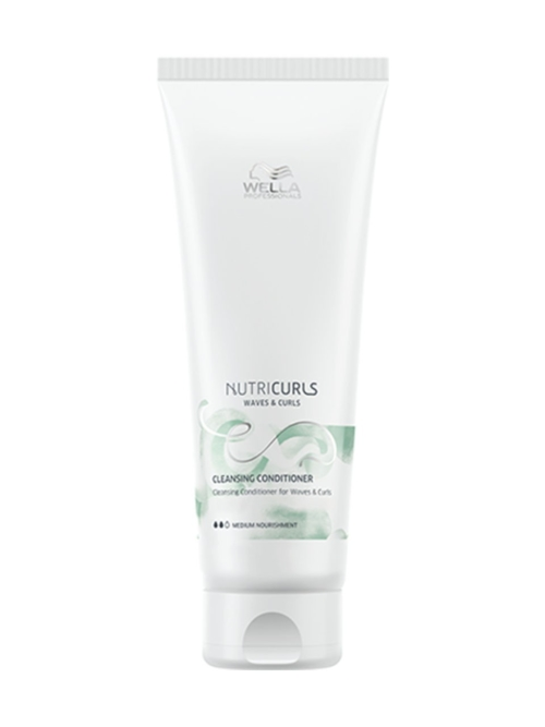 Wella - Nutricurls Cleansing Conditioner 250 ml