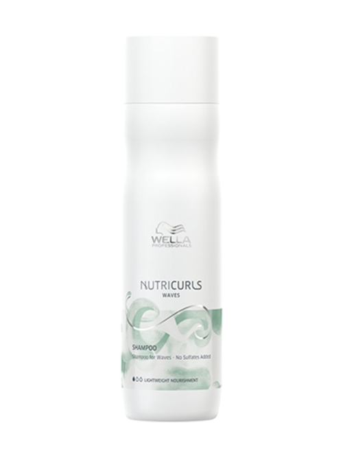 Wella - Nutricurls Shampoo Waves